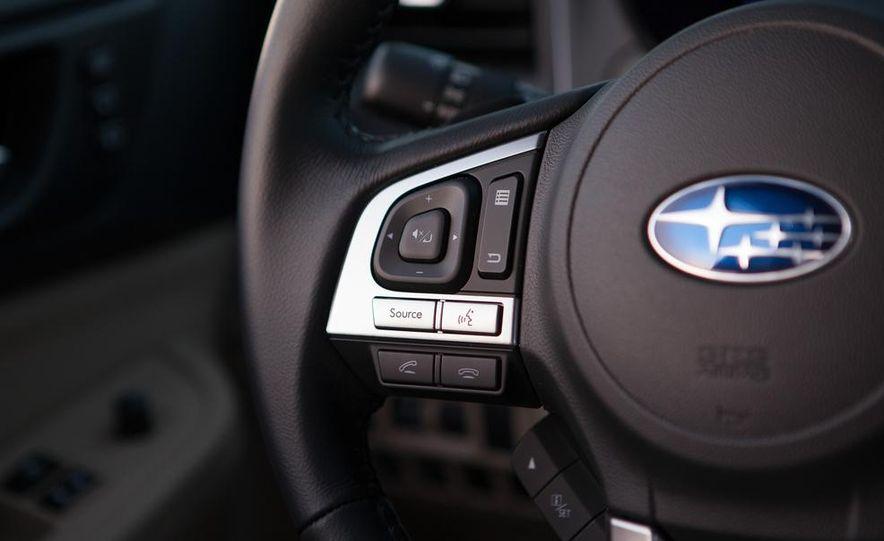2015 Subaru Legacy 2.5i PZEV Premium - Slide 43