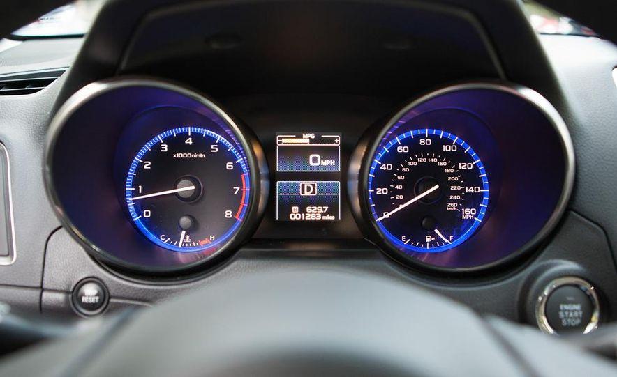 2015 Subaru Legacy 2.5i PZEV Premium - Slide 45