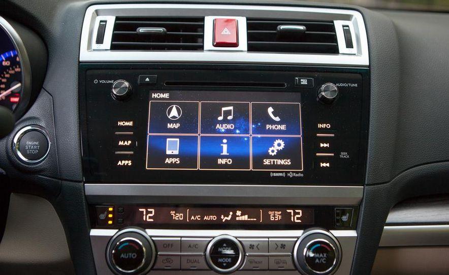2015 Subaru Legacy 2.5i PZEV Premium - Slide 48