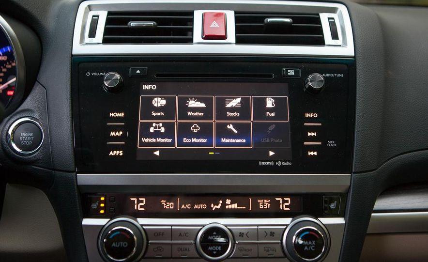 2015 Subaru Legacy 2.5i PZEV Premium - Slide 49