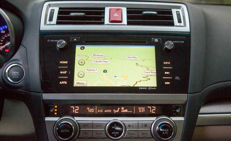 2015 Subaru Legacy 2.5i PZEV Premium - Slide 50