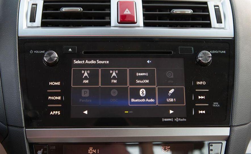 2015 Subaru Legacy 2.5i PZEV Premium - Slide 51