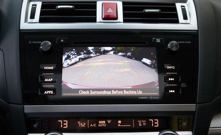 2015 Subaru Legacy 2.5i PZEV Premium - Slide 52