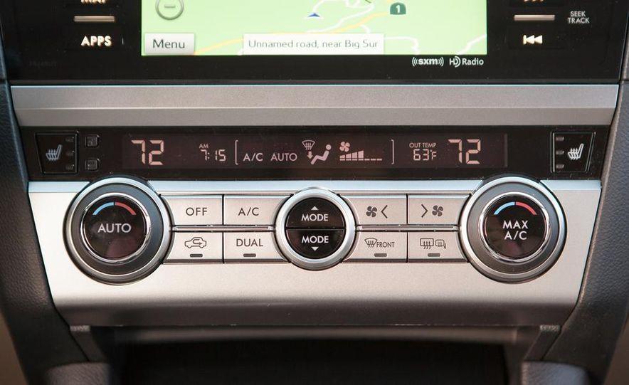 2015 Subaru Legacy 2.5i PZEV Premium - Slide 53
