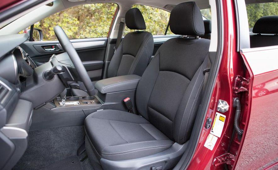 2015 Subaru Legacy 2.5i PZEV Premium - Slide 71
