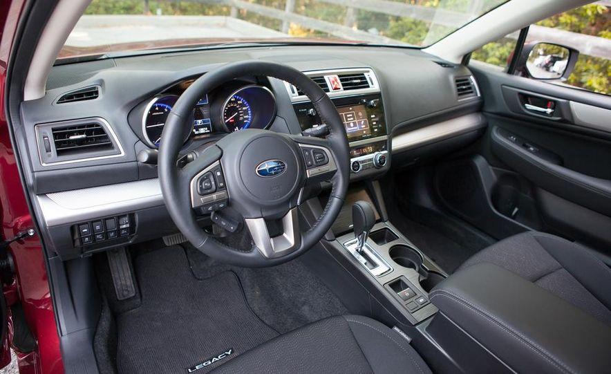2015 Subaru Legacy 2.5i PZEV Premium - Slide 72