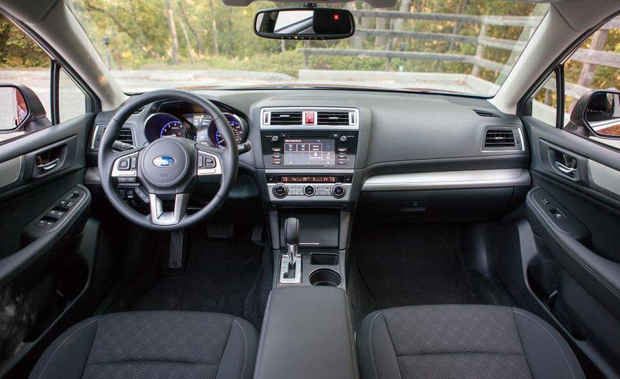 2015 Subaru Legacy 2.5i PZEV Premium - Slide 73