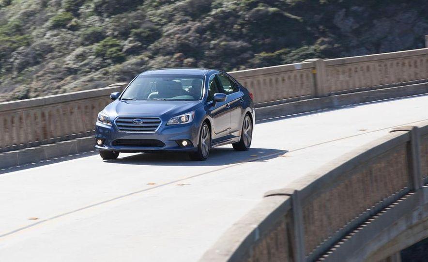 2015 Subaru Legacy 2.5i PZEV Premium - Slide 15