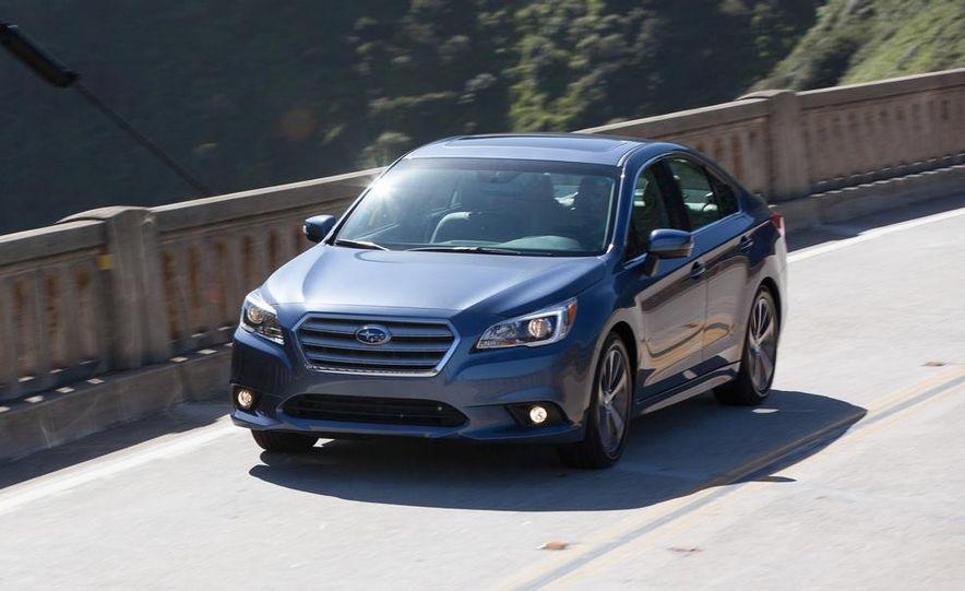 2015 Subaru Legacy 2.5i PZEV Premium - Slide 16