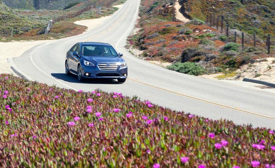 2015 Subaru Legacy 2.5i PZEV Premium - Slide 23