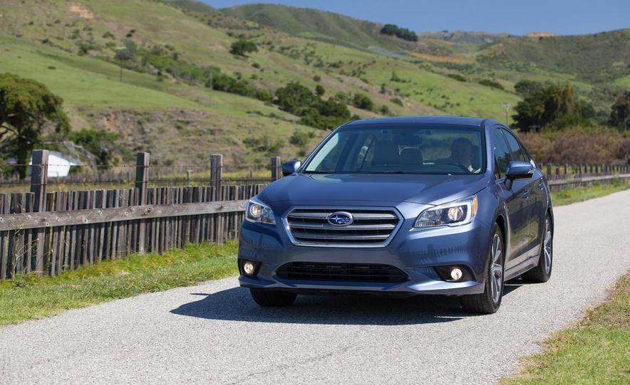 2015 Subaru Legacy 2.5i PZEV Premium - Slide 25