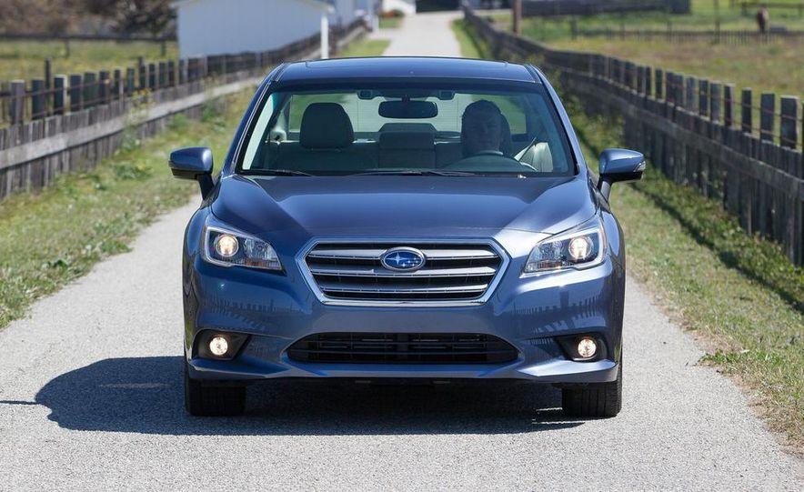 2015 Subaru Legacy 2.5i PZEV Premium - Slide 26