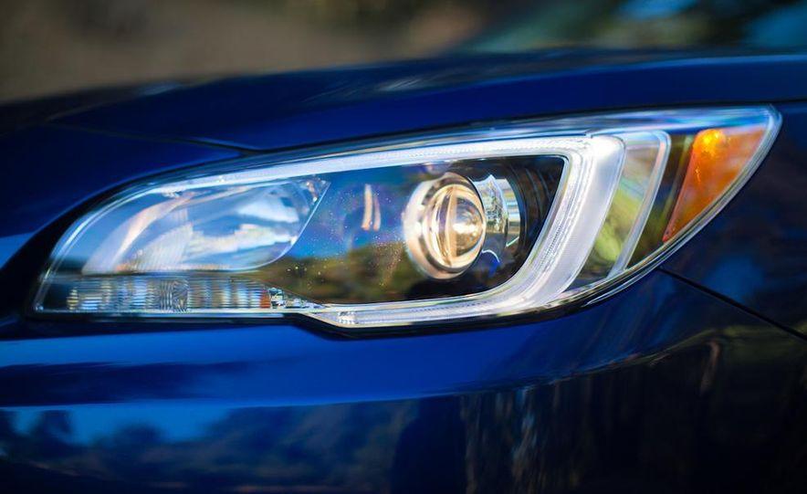 2015 Subaru Legacy 2.5i PZEV Premium - Slide 9