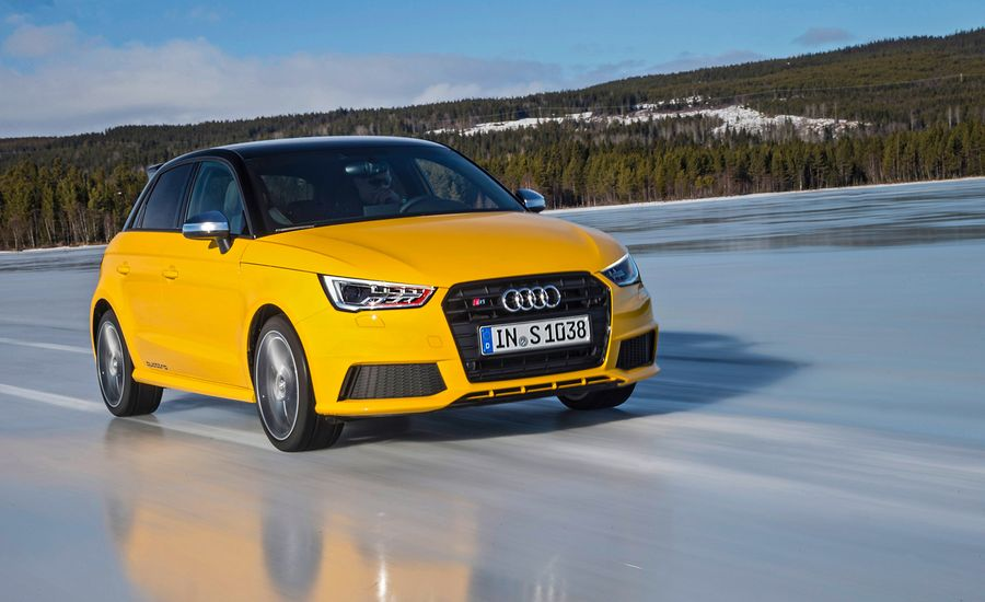 2014 audi s1 quattro first drive review car and driver. Black Bedroom Furniture Sets. Home Design Ideas