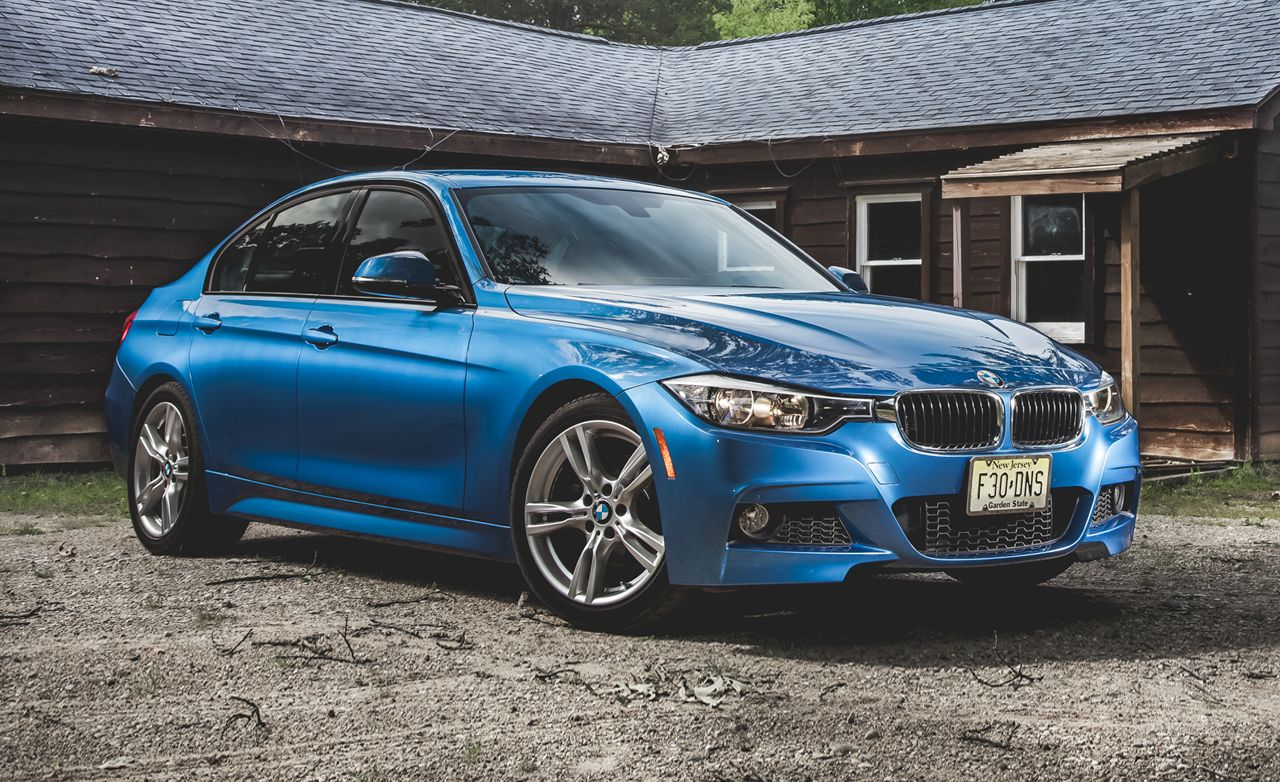 2014 bmw 328d diesel sedan tested – review – car and driver
