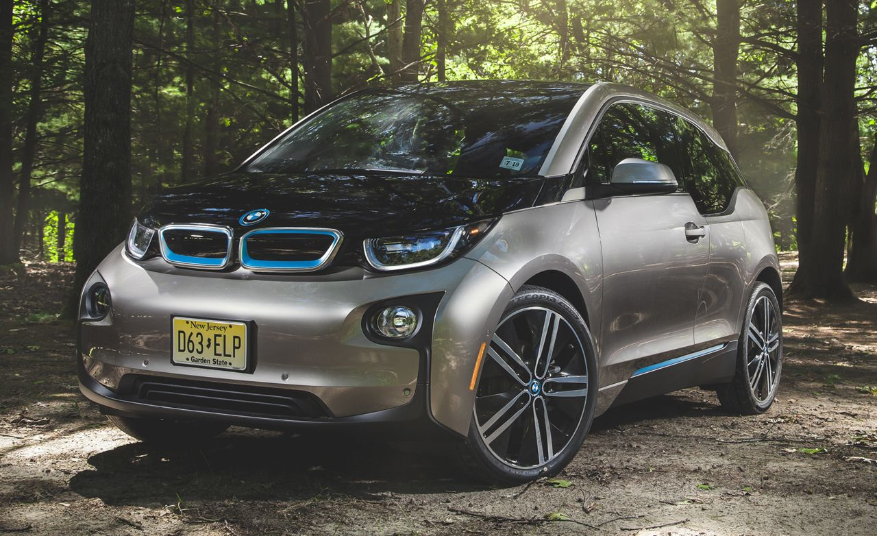 BMW I With Range Extender Instrumented Test Review Car - Bmw 3i series