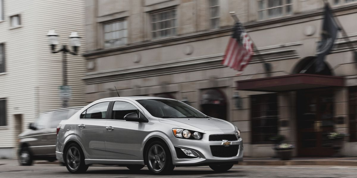 2014 Chevrolet Sonic 14t Sedan Manual Test 8211 Review 8211