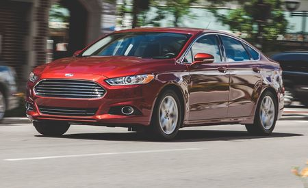 2014 Ford Fusion 1.5L EcoBoost Automatic