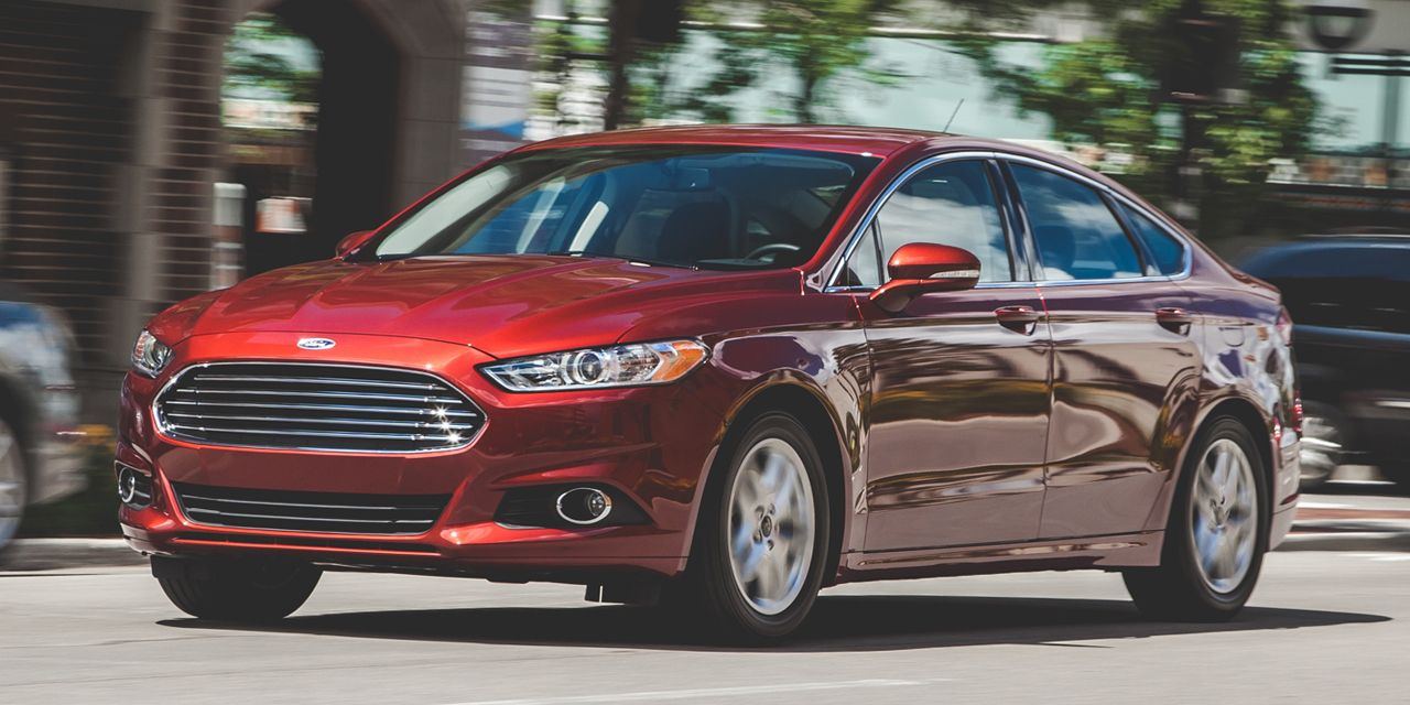 2014 ford fusion se 1.5l ecoboost automatic test – review