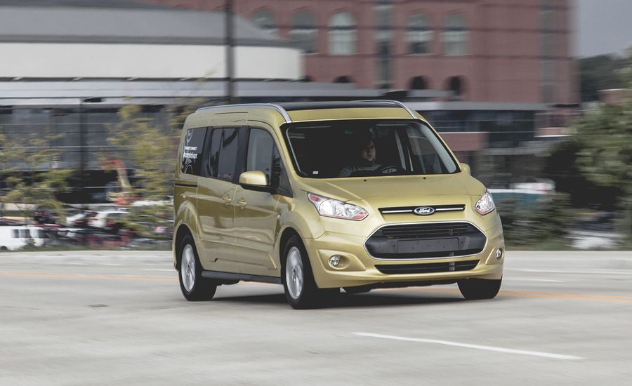 2017 Ford Transit Connect 2 5 Lwb