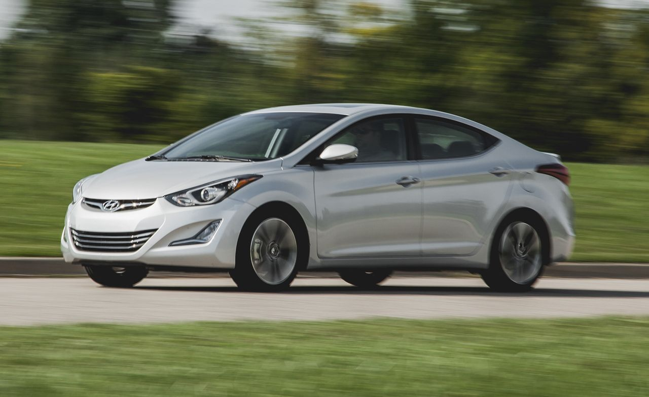 2014 Hyundai Elantra Sport 2.0L Automatic