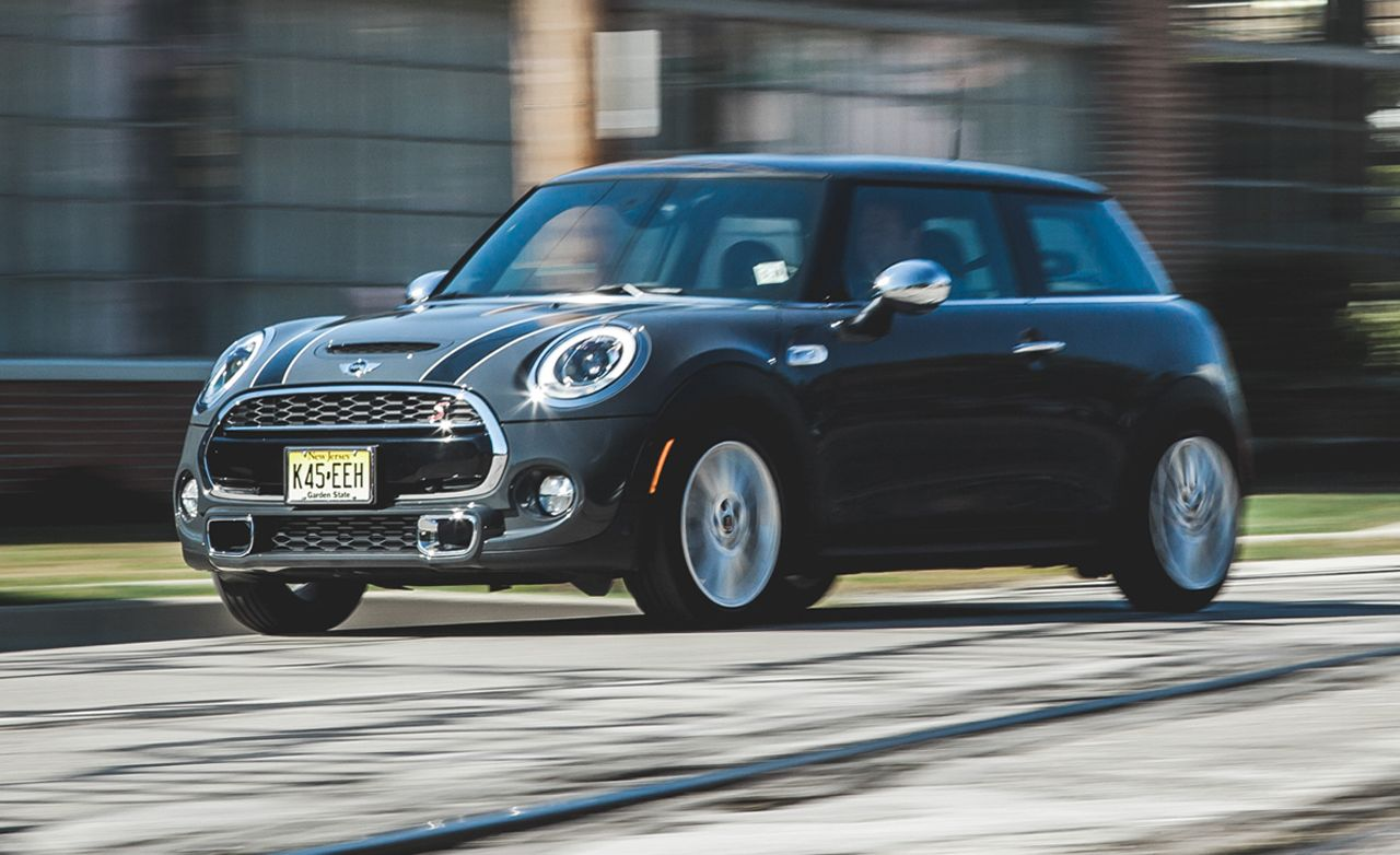 2017 Mini Cooper S Hardtop Automatic Test 8211 Review Car And Driver