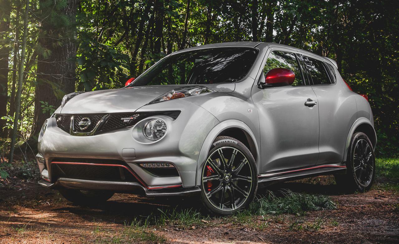 Nissan juke nismo rs specs