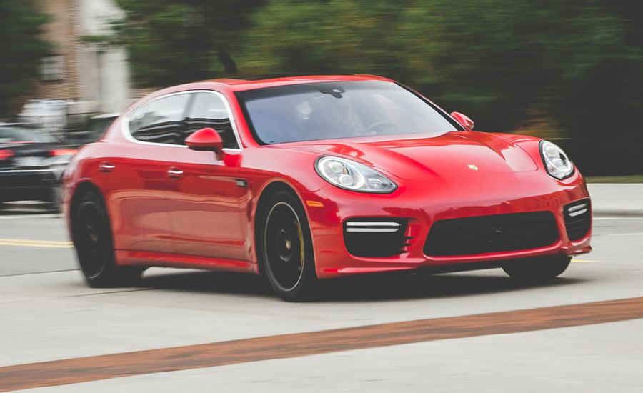 2014 Porsche Panamera Turbo S Executive