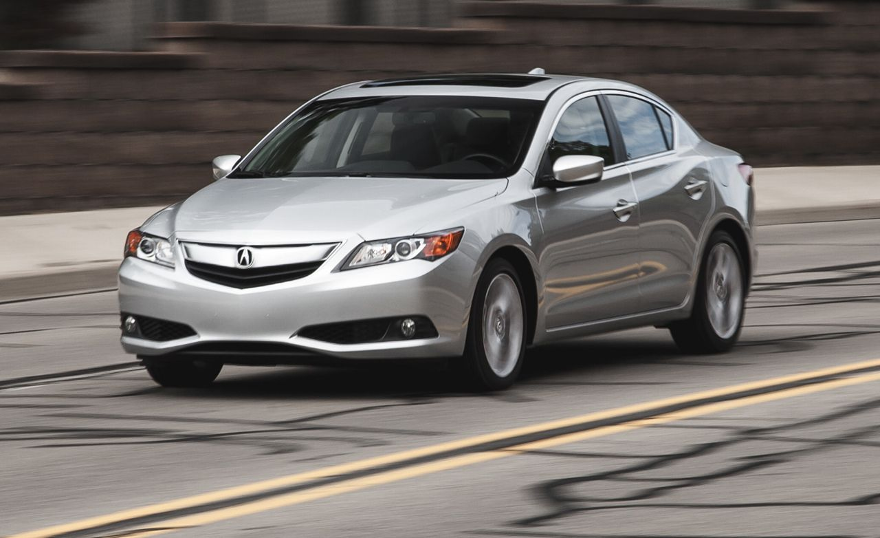 Acura ILX First Drive Review Car And Driver - Acura ilx suspension