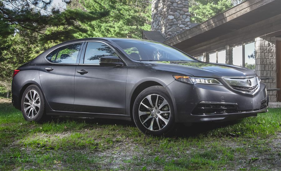 2015 acura tlx 2 4l test review car and driver. Black Bedroom Furniture Sets. Home Design Ideas