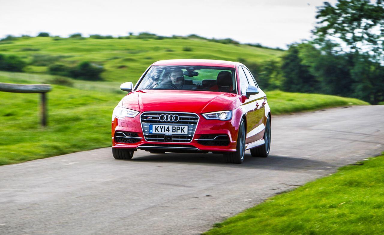 2015 audi s3 sedan instrumented test review car and driver rh caranddriver com Audi A3 V6 Audi A3 TDI