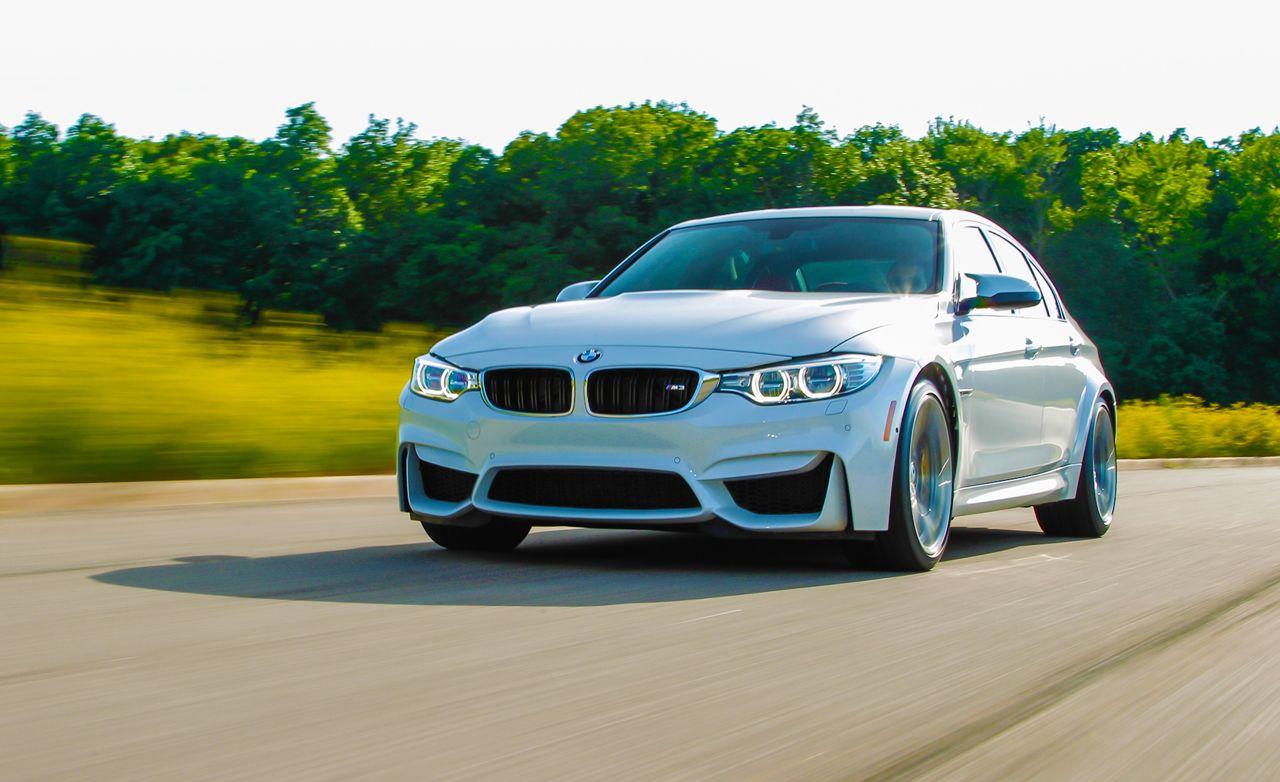 Bmw M3 Reviews >> 2019 Bmw M3 Reviews Bmw M3 Price Photos And Specs Car And Driver