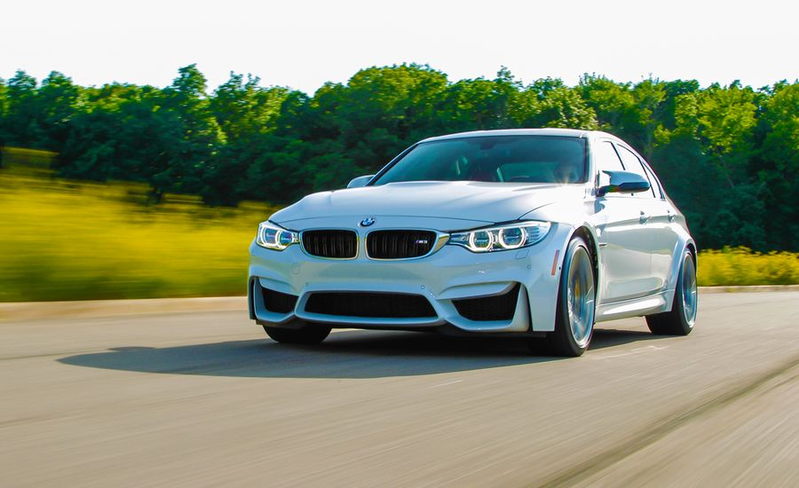 2015 Bmw M3 Instrumented Test Review Car And Driver