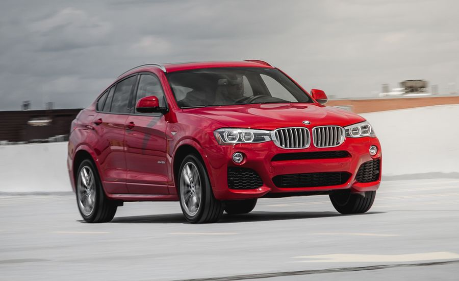 2015 bmw x4 xdrive35i test review car and driver. Black Bedroom Furniture Sets. Home Design Ideas