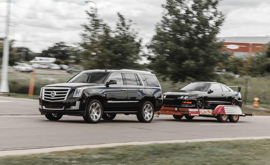 2015 Cadillac Escalade AWD