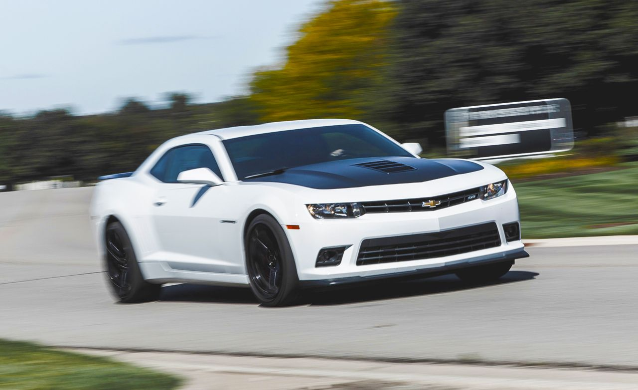 2015 chevrolet camaro ss 1le test – review – car and driver