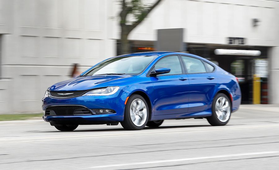 2015 Chrysler 200S V-6 AWD