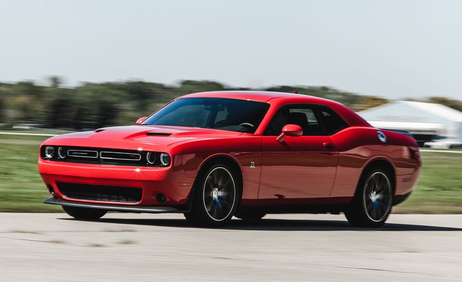 2015 Dodge Challenger R/T 6.4L Scat Pack Tested | Review | Car and ...