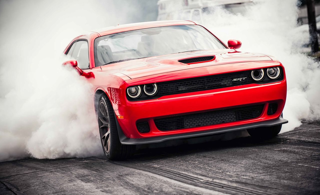 2015 Dodge Challenger SRT Hellcat Test | Review | Car and Driver