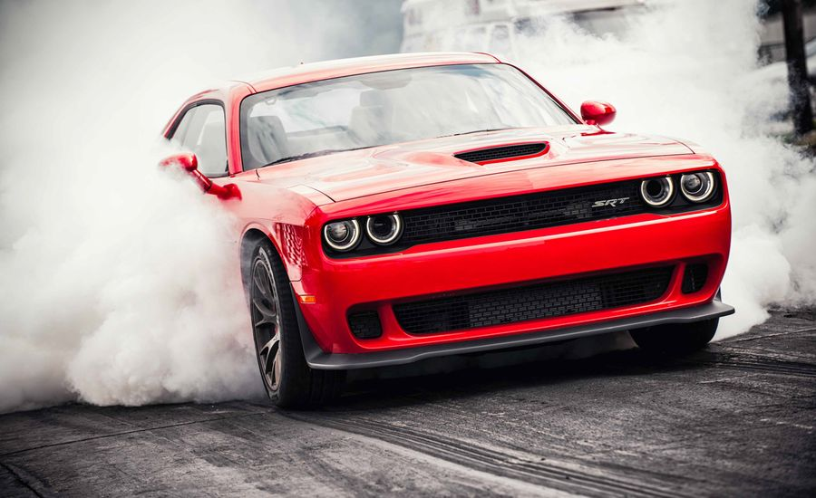 2015 Dodge Challenger SRT Hellcat First Drive | Review | Car and Driver
