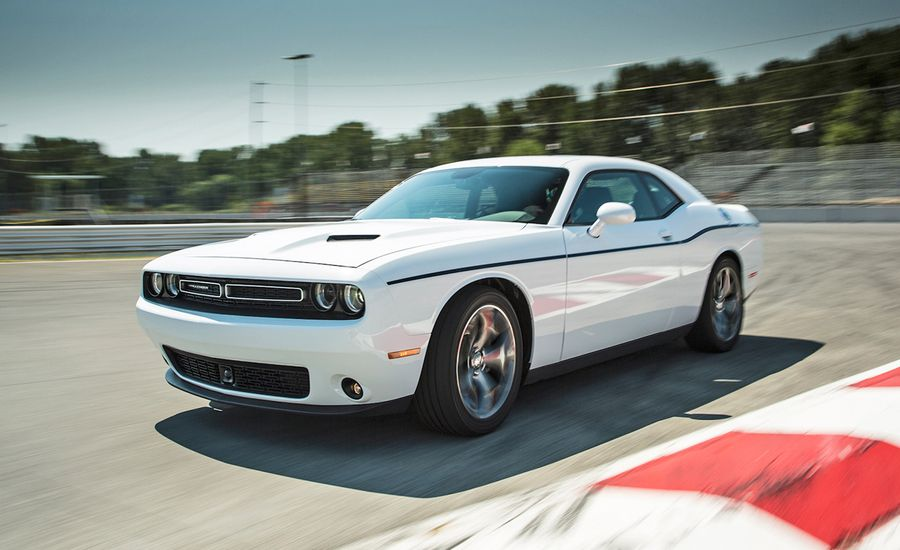 2015 Dodge Challenger V-6 8-Speed Automatic