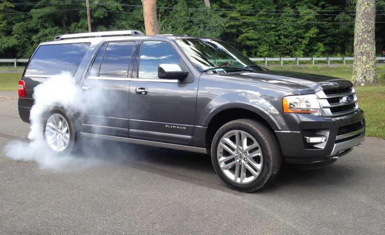 2015 Ford Expedition / Expedition EL