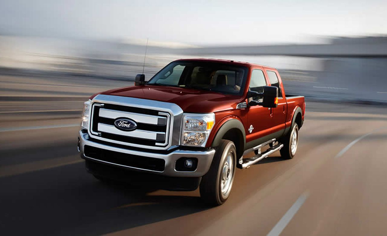 2015 ford f 250 super duty first drive review car and driver
