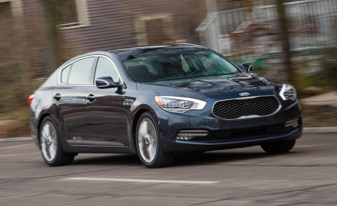 2015 Kia K900 V 8 Long Term Test Wrap Up Review Car And Driver