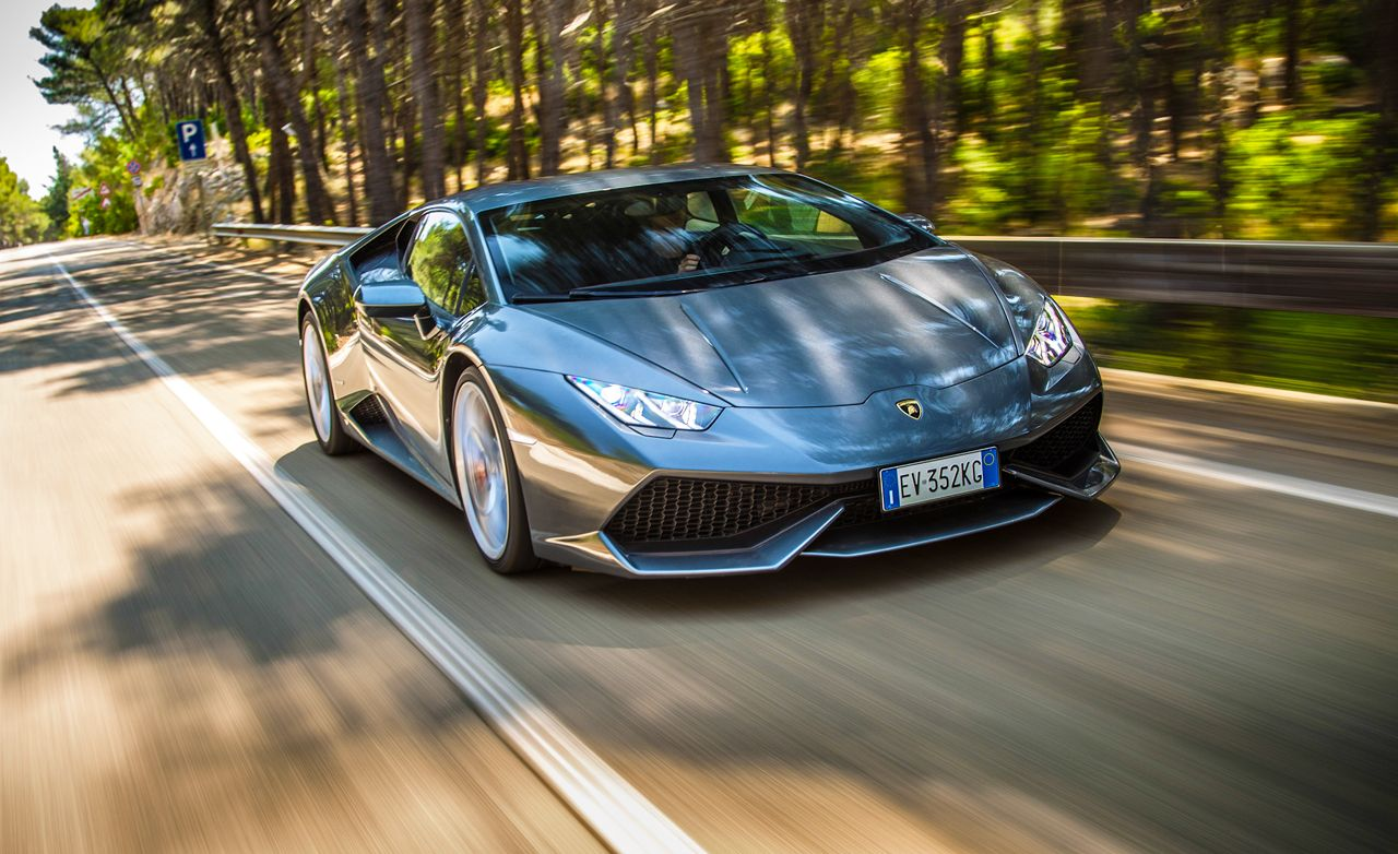 Merveilleux 2015 Lamborghini Huracu0026#225;n ...