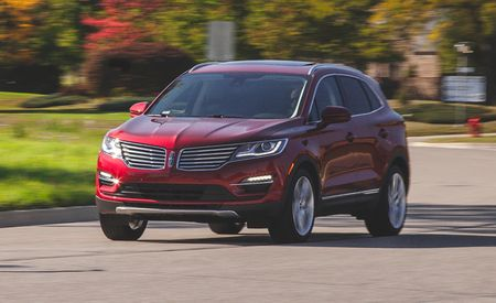 2015 Lincoln MKC 2.3 EcoBoost AWD