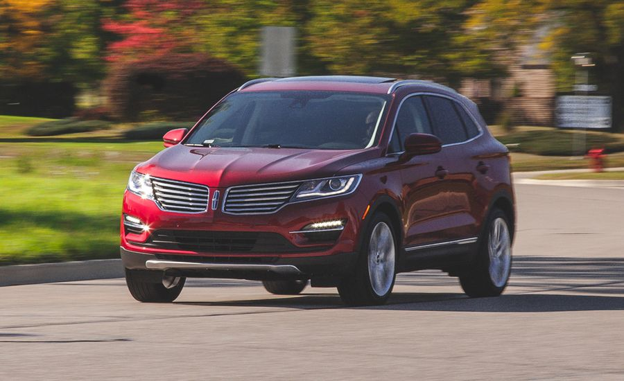 2015 Lincoln MKC 2.3 EcoBoost AWD Test | Review | Car and Driver