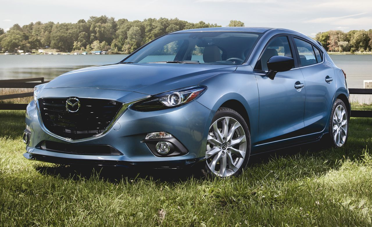 2015 mazda 3 2.5l manual hatch tested – review – car and driver
