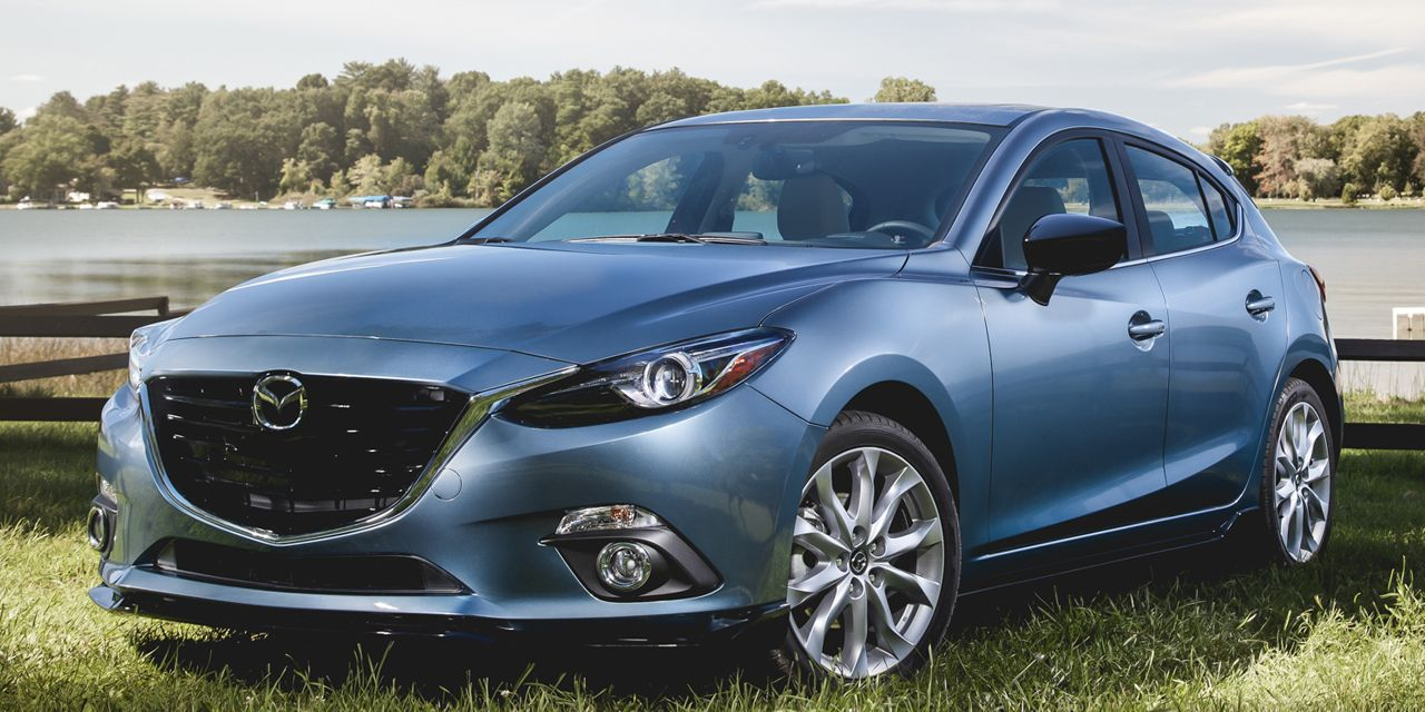 2015 Mazda 3 2.5L Manual Hatchback