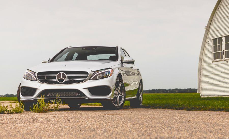 2015 Mercedes-Benz C300 4MATIC